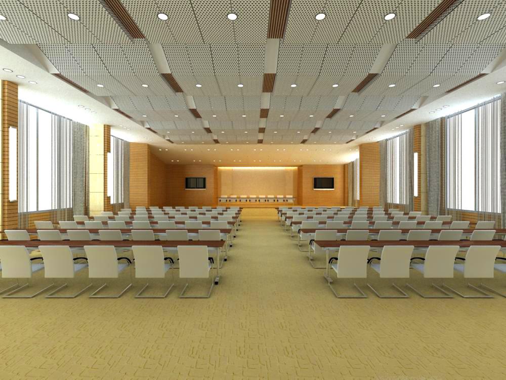 conference room 047 3d model max 139059