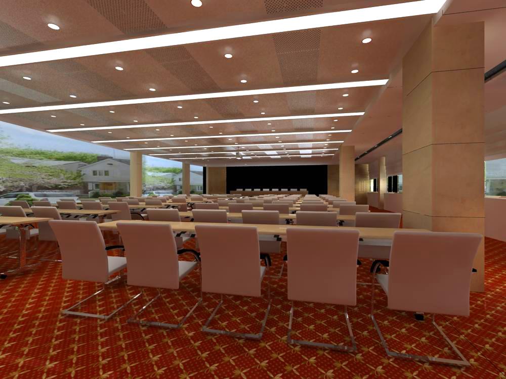 conference room 049 3d model max 139063