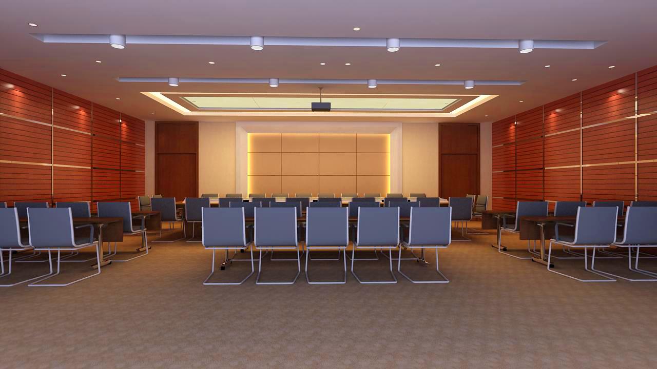 conference room 050 3d model max 139065