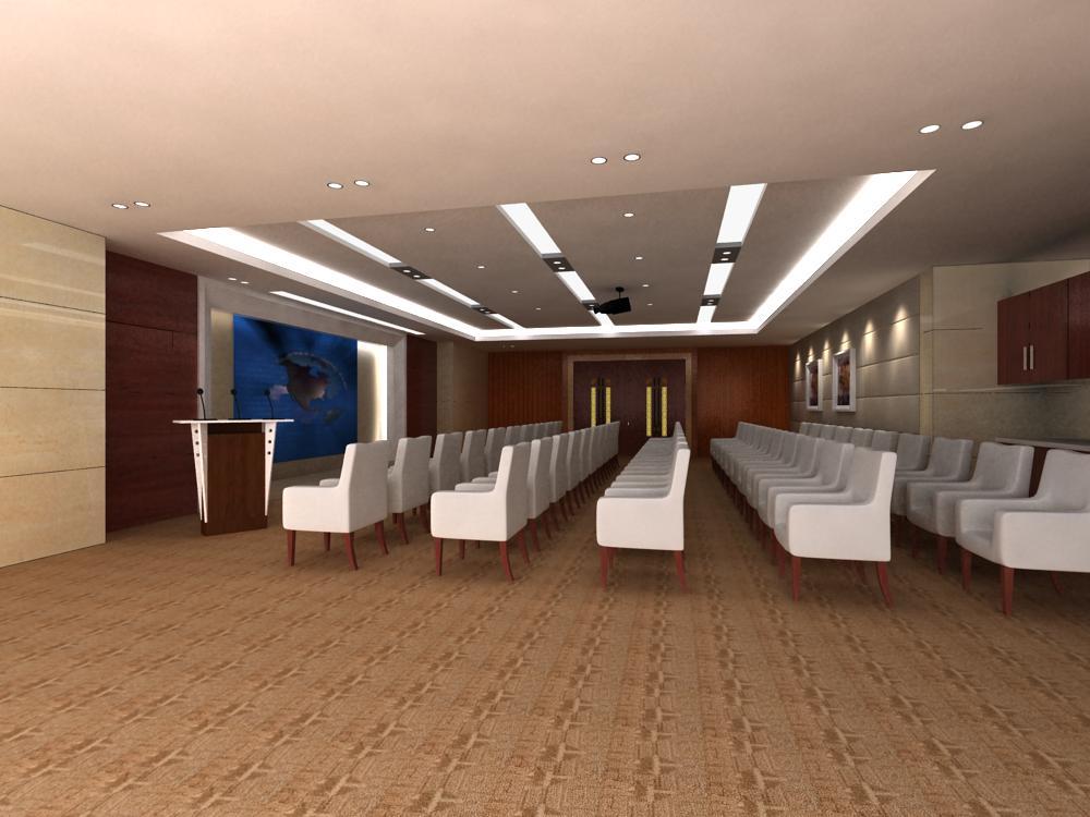 conference room 051 3d model max 139067