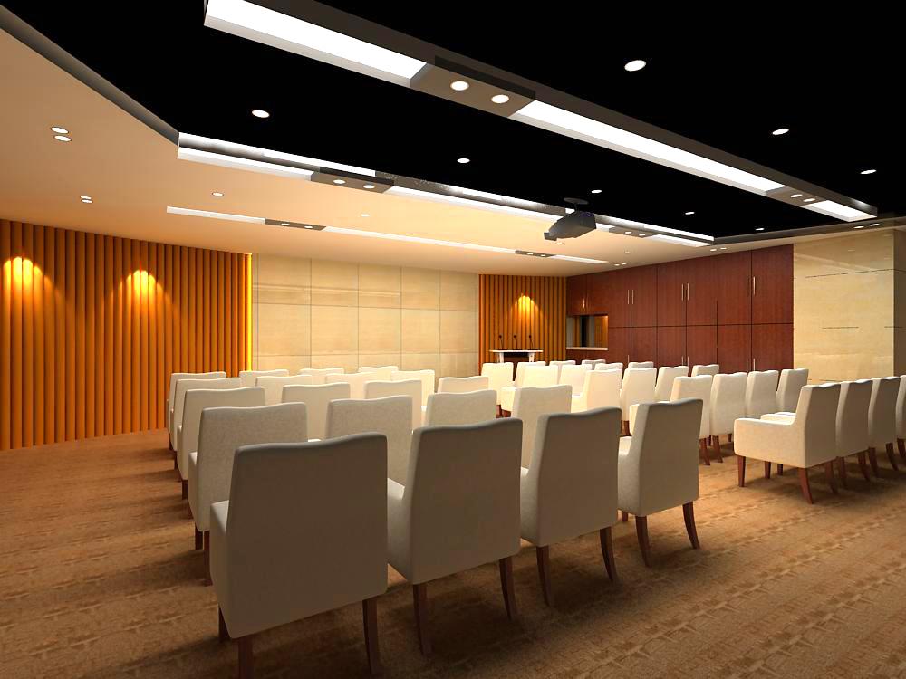 conference room 052 3d model max 139069