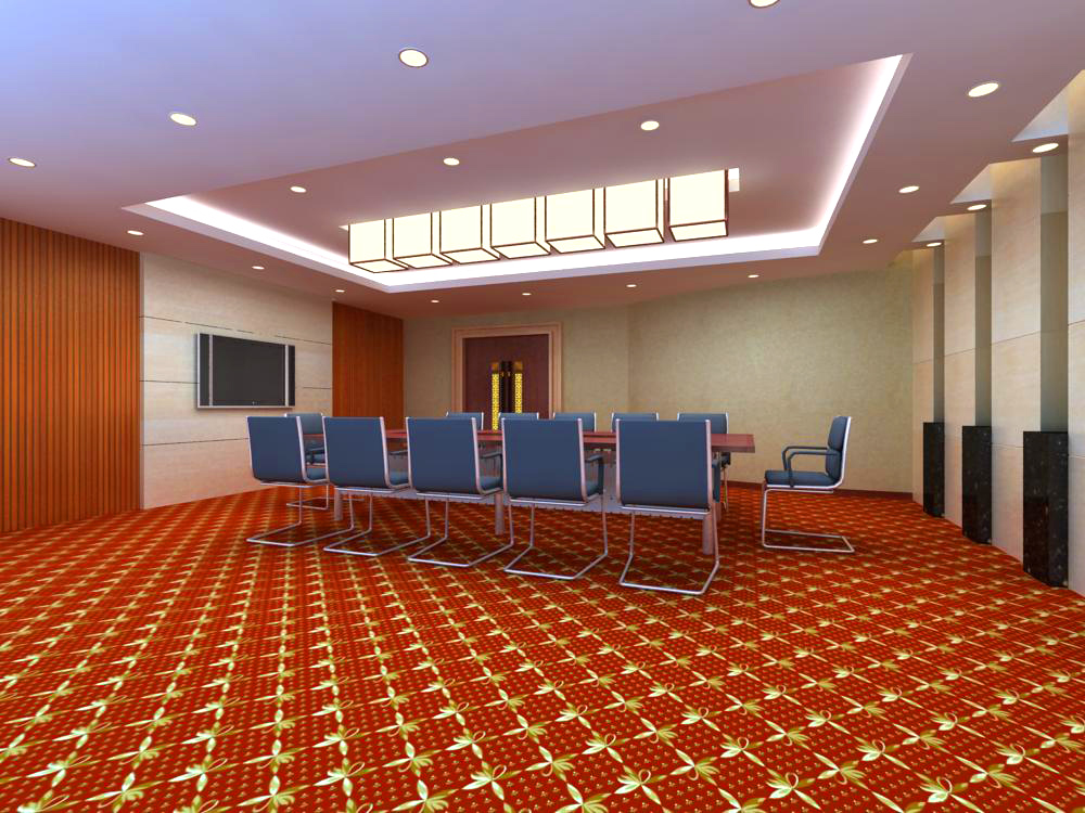 conference room 056 3d model max 139077