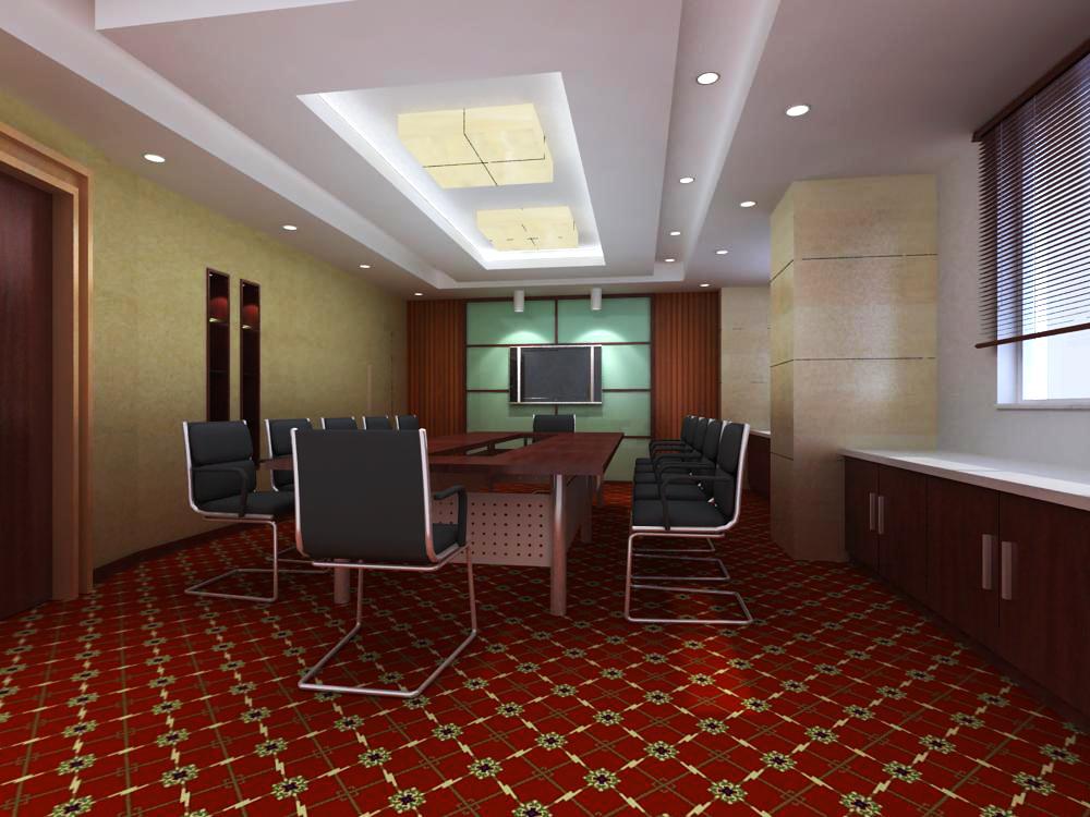 conference room 057 3d model max 139079