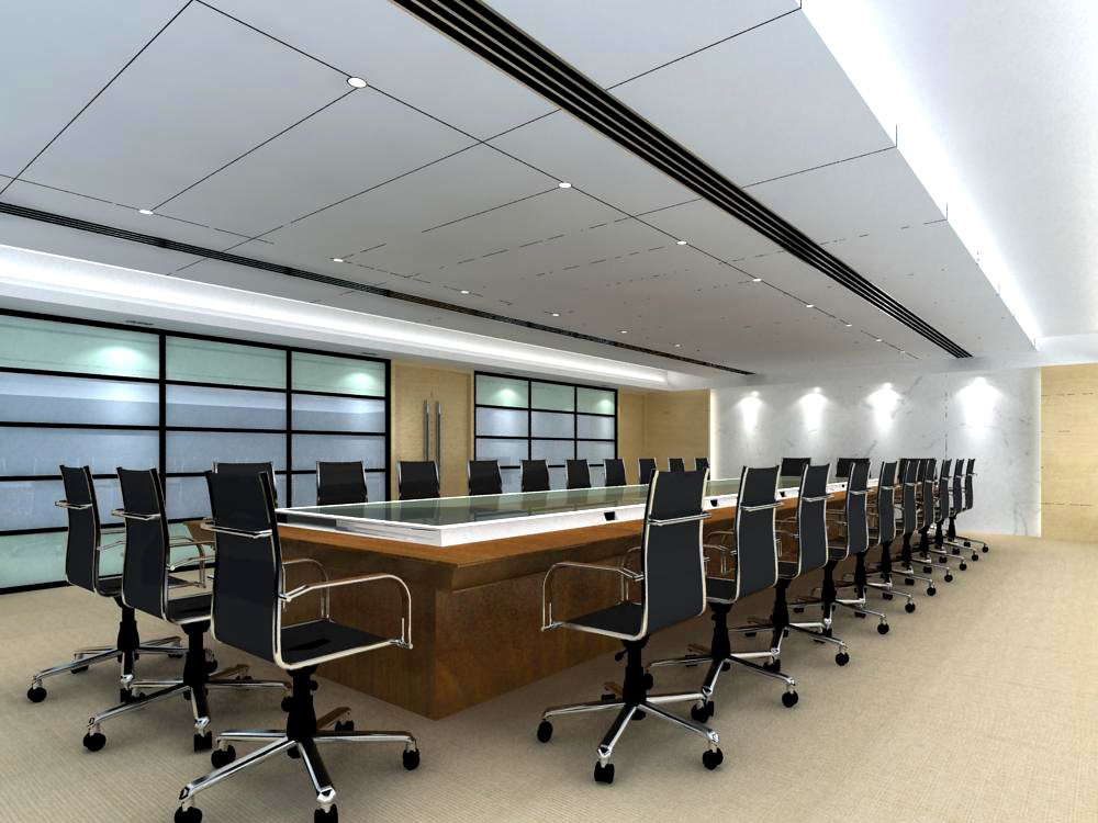 conference room 058 3d model max 139081
