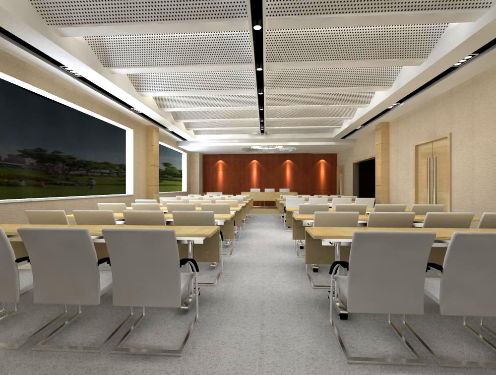 conference room 059 3d model max 139083