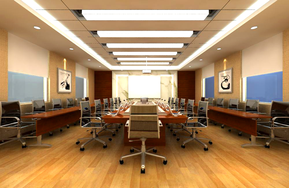 conference room 062 3d model max 139278