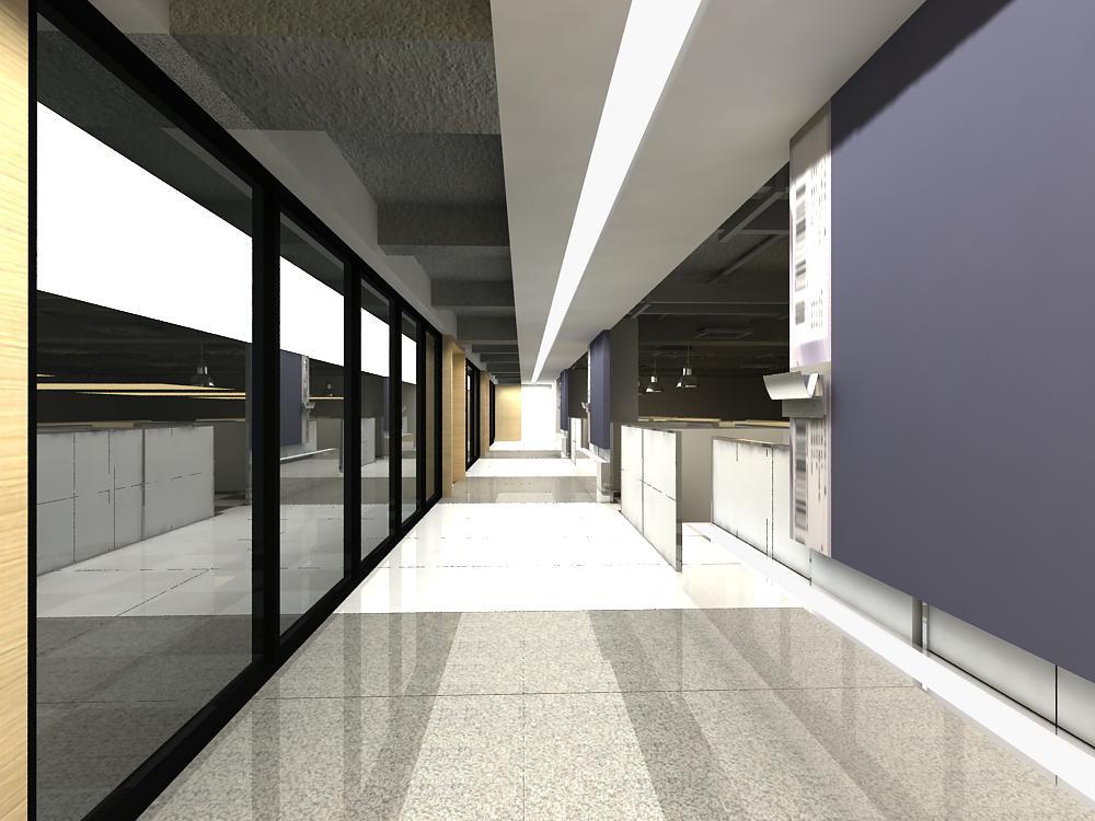 corridor 003 3d model max 139370