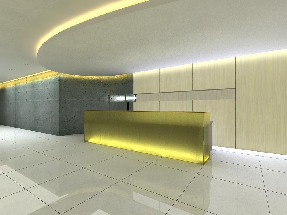 corridor 004 3d model max 139372