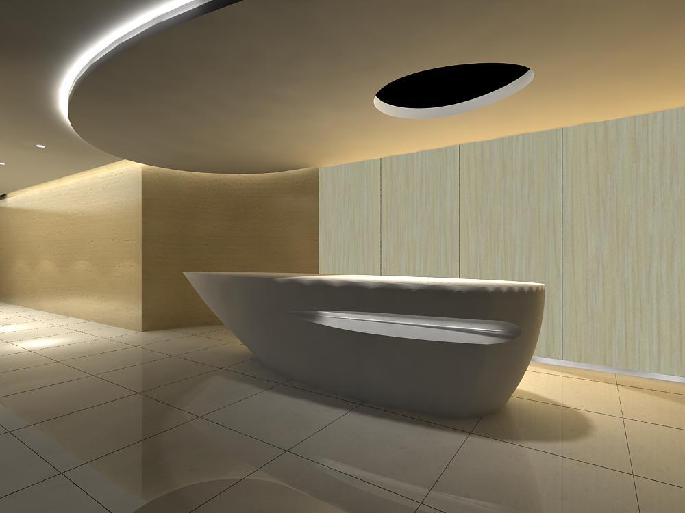 corridor 007 3d model max 139390