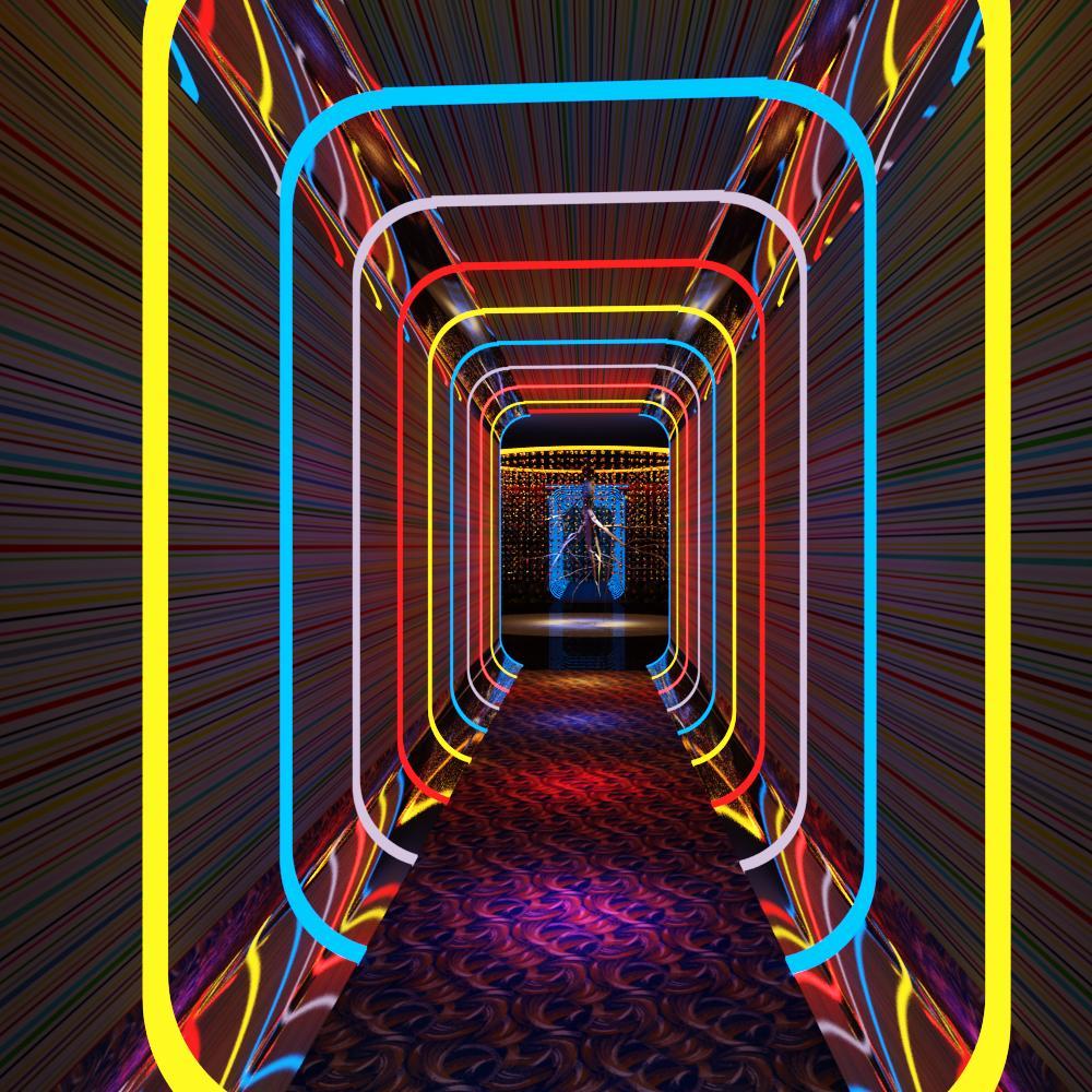 corridor 011 3d model max 139461