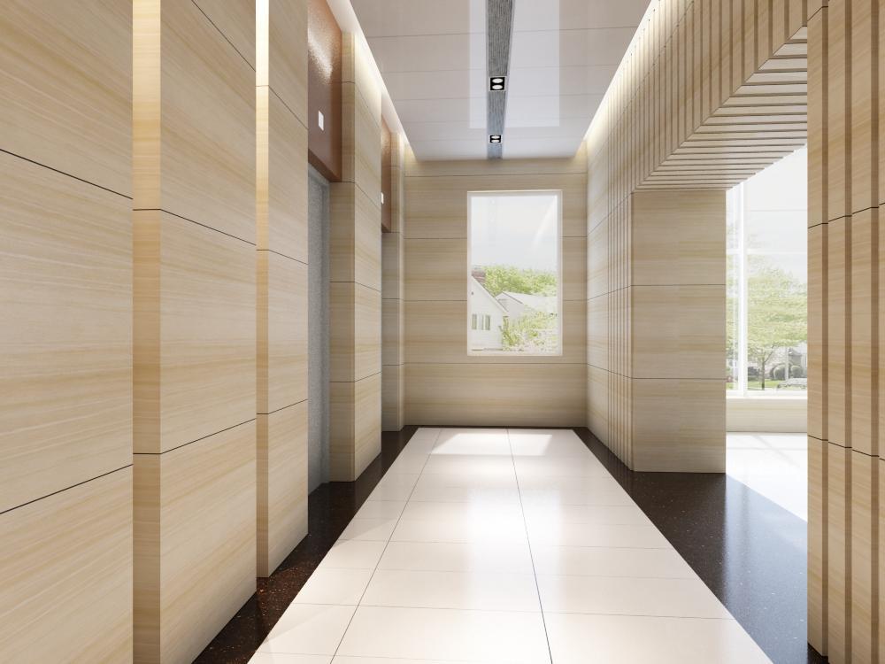 corridor 019 two 3d model max 139476