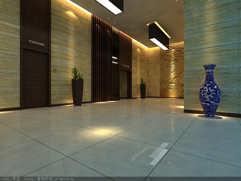 corridor 020 two 3d model max 139478