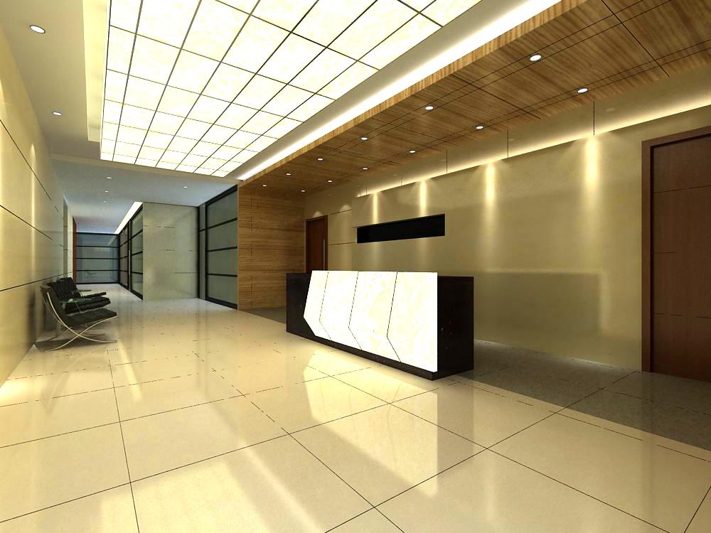 corridor 030 two 3d model max 139498