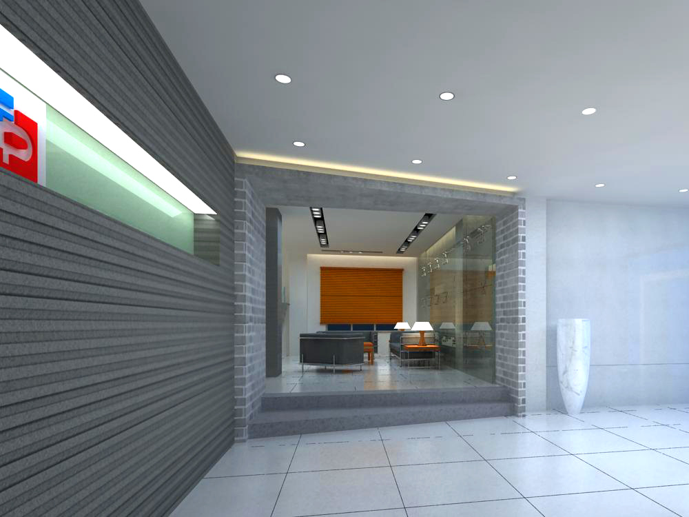 corridor 031 two 3d model max 139500