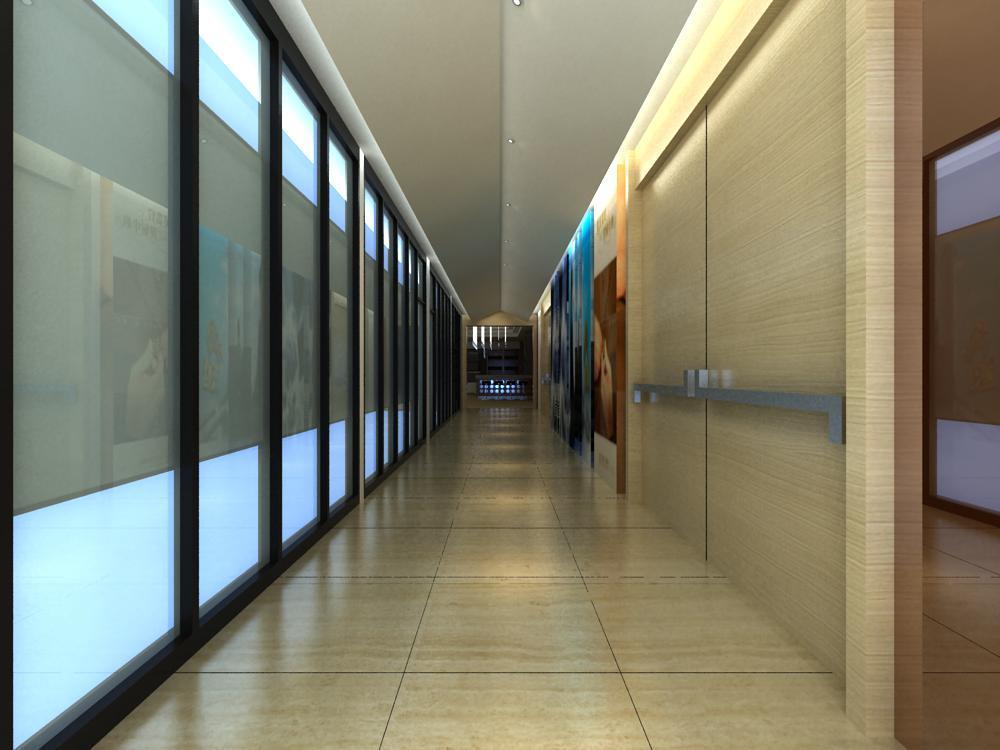 corridor 032 two 3d model max 139502