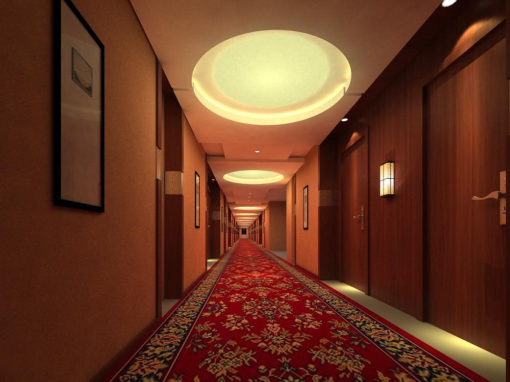 corridor 042 two 3d model max 139522