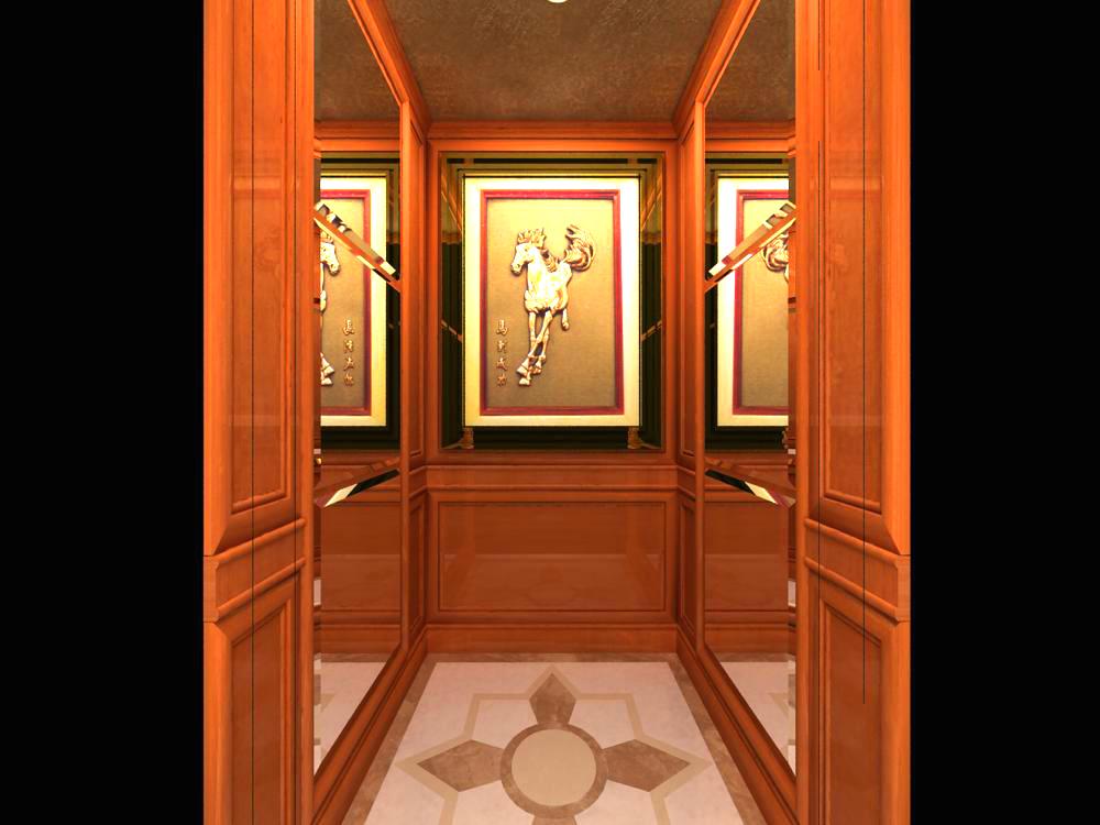 corridor 045 3d model max 139528