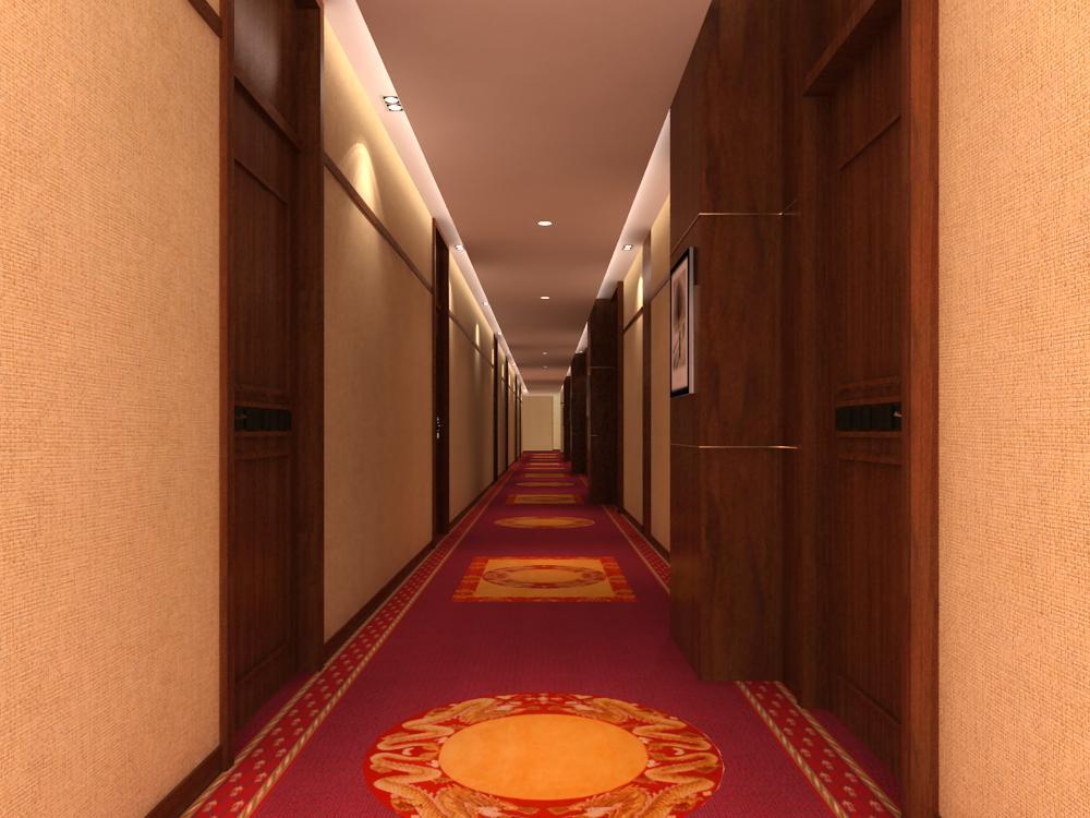 corridor 047 3d model max 139532