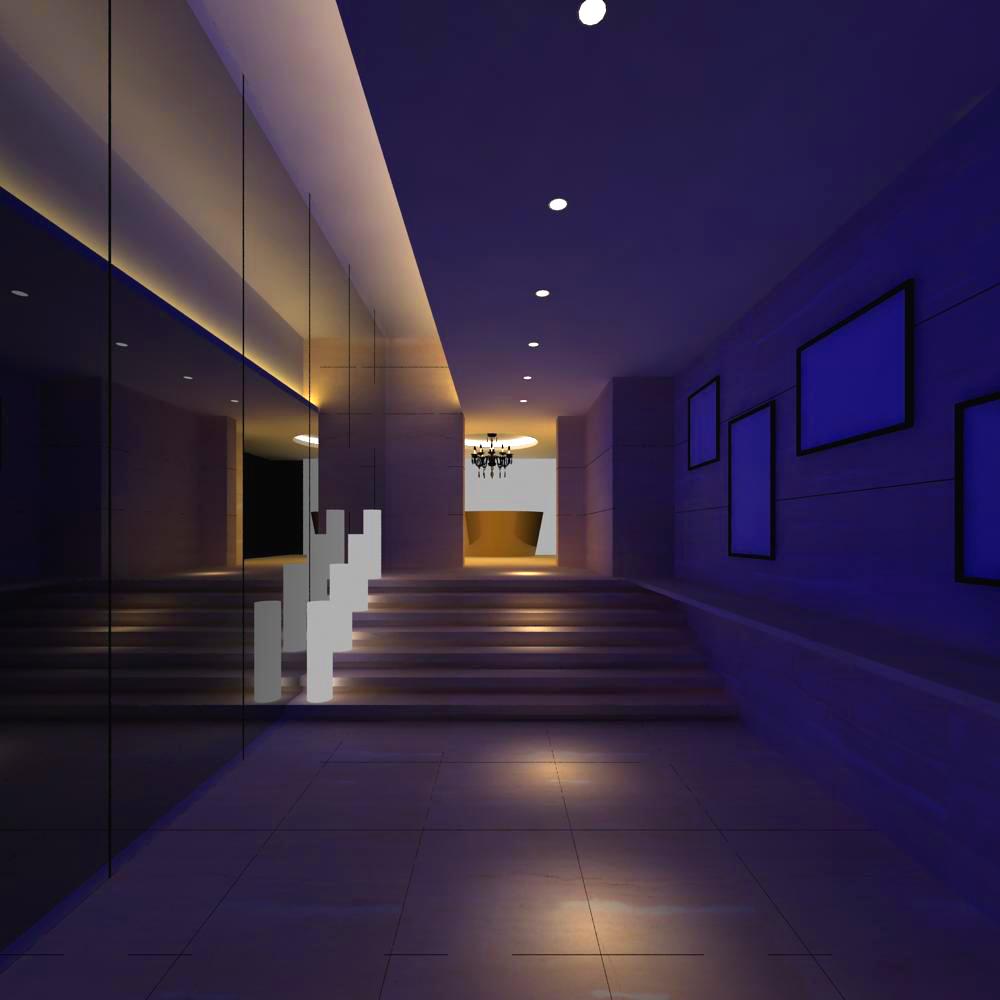 corridor 054 3d model max 139546