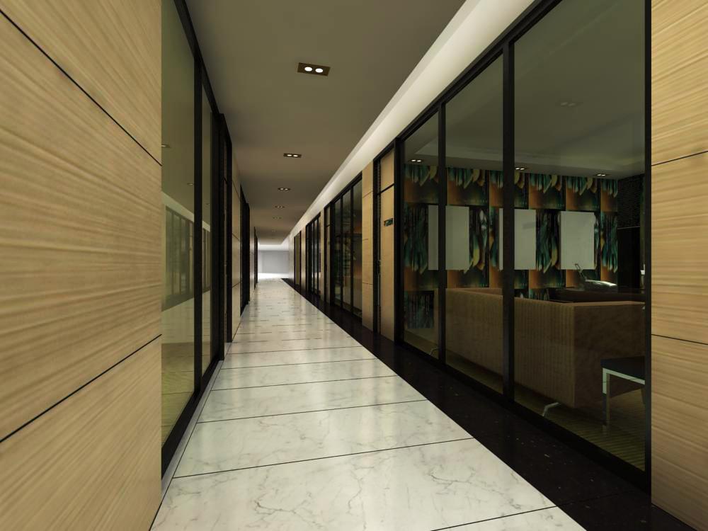 corridor 055 3d model max 139548