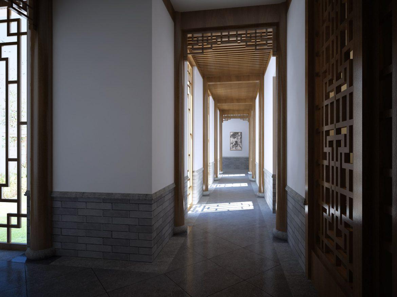 corridor 058 3d model max 139554