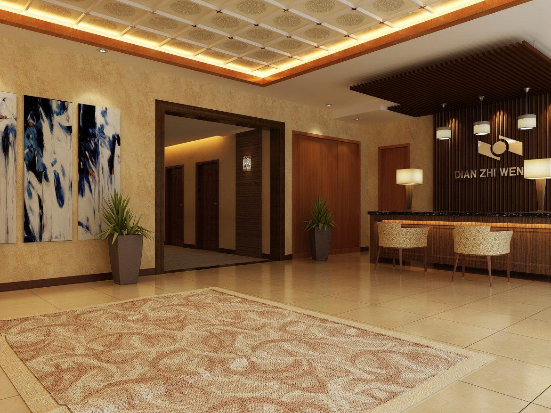corridor 060 3d model max 139560