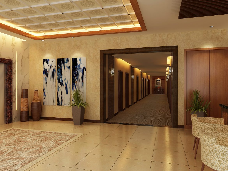corridor 060 3d model max 139561