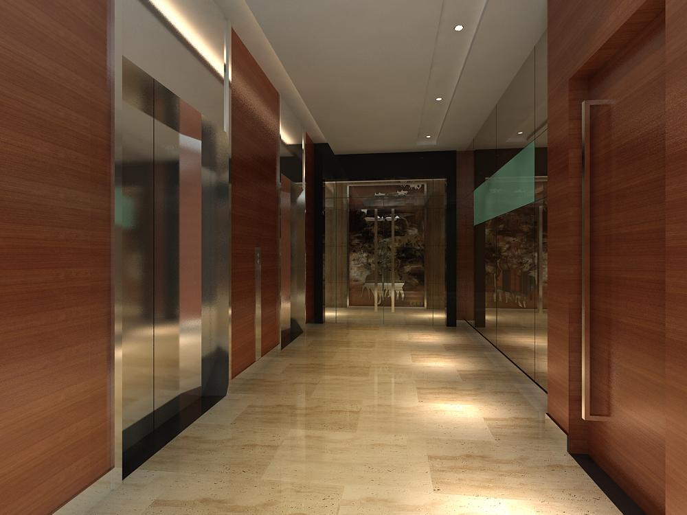 corridor 061 3d model max 139563