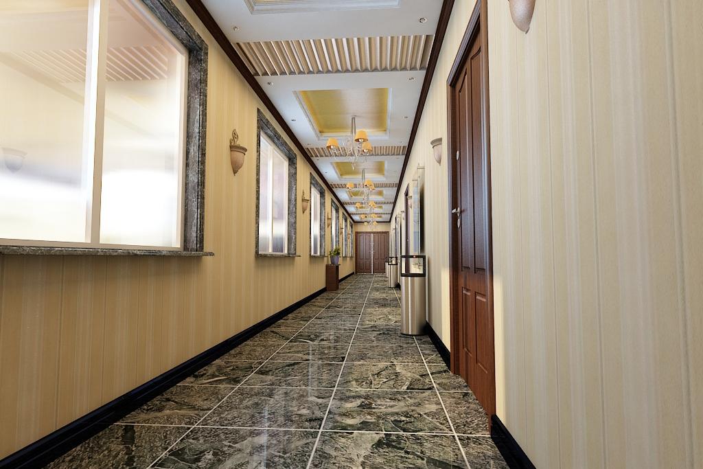 corridor 062 3d model max 139565