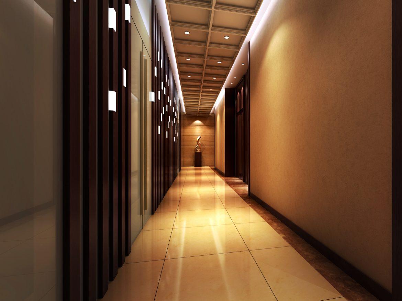 corridor space 081 3d model max 136114
