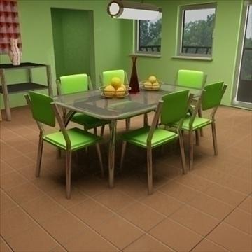 detailed 3d room 3d model max 100601