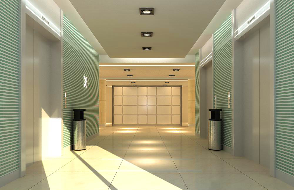 lift 014 3d modell max 136324