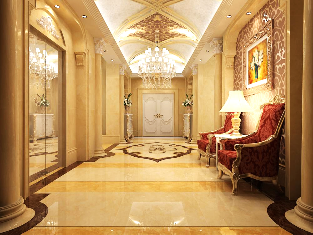 elevator 027 3d model max 136340