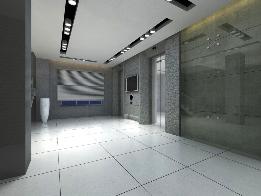 elevator space 002 two 3d model max 139726