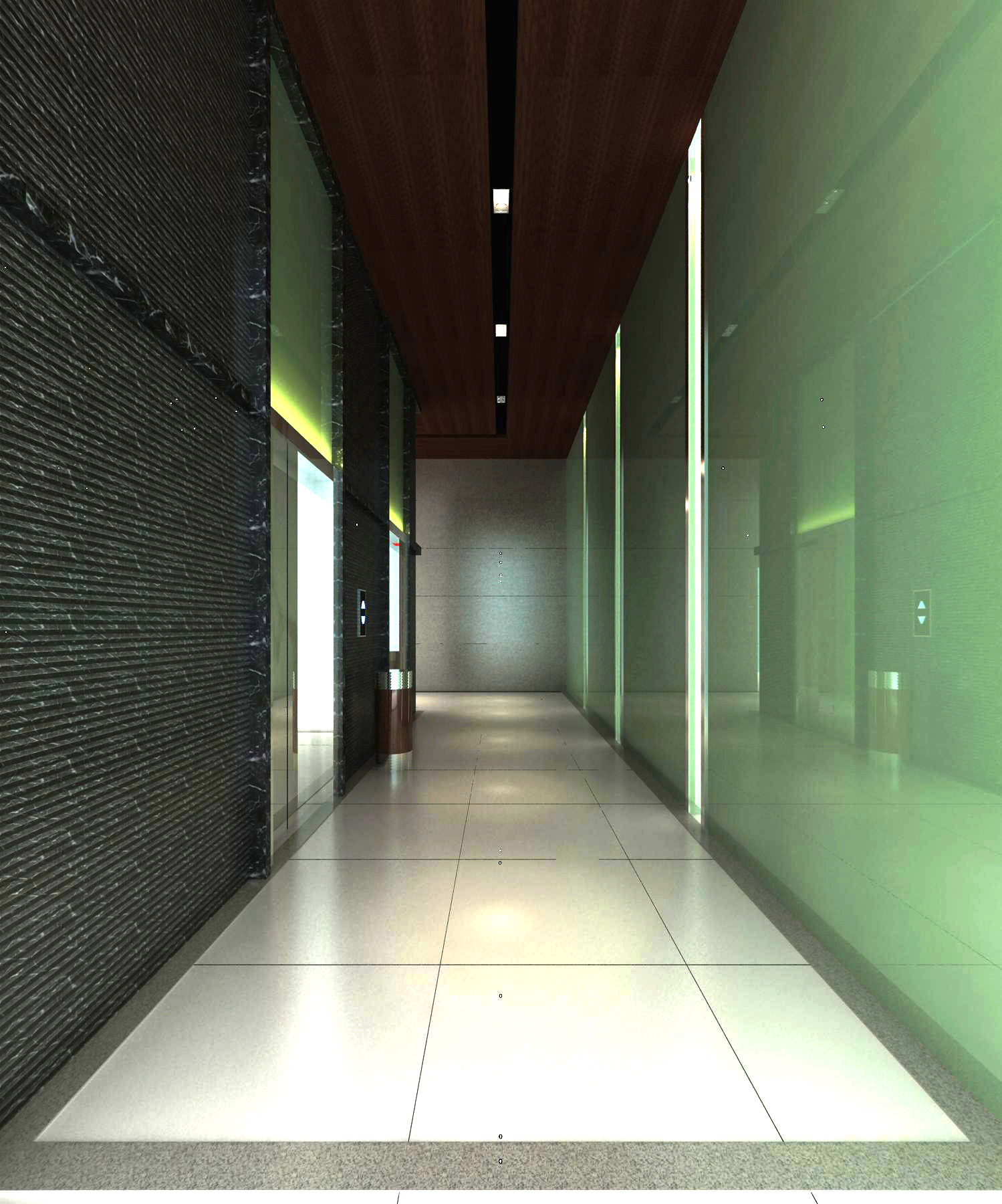 elevator space 003 two 3d model max 139728