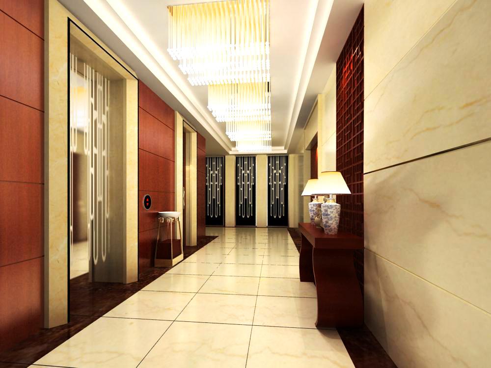 elevator space 007 3d model max 139736