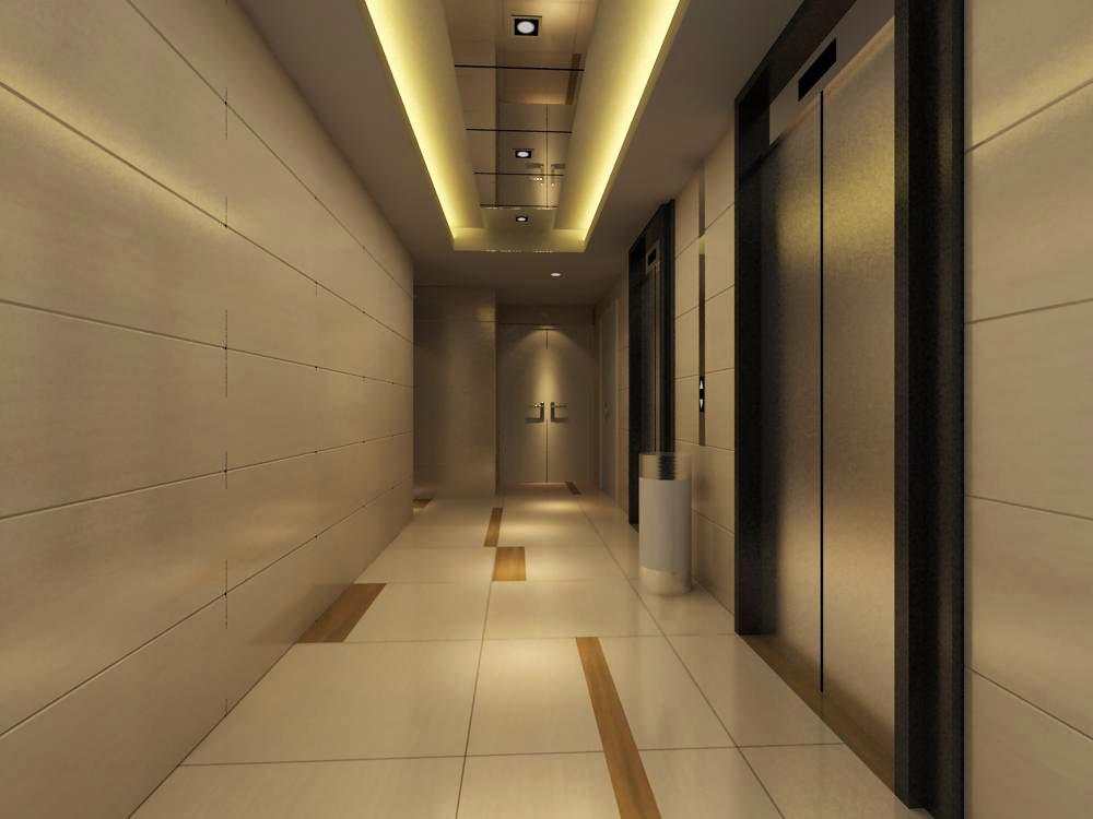 elevator space 009 3d model max 139740