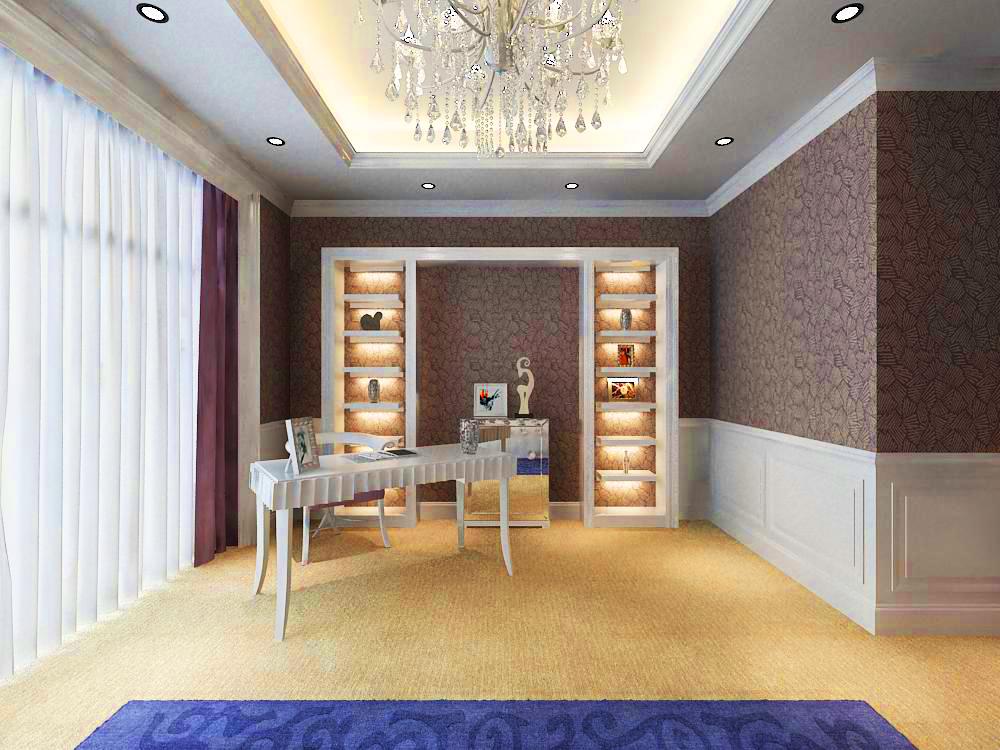 guest room 002 3d model max 136396