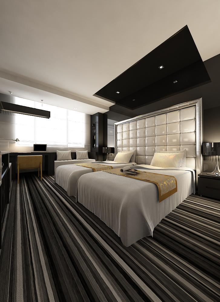 guest room 004 3d model max 136400