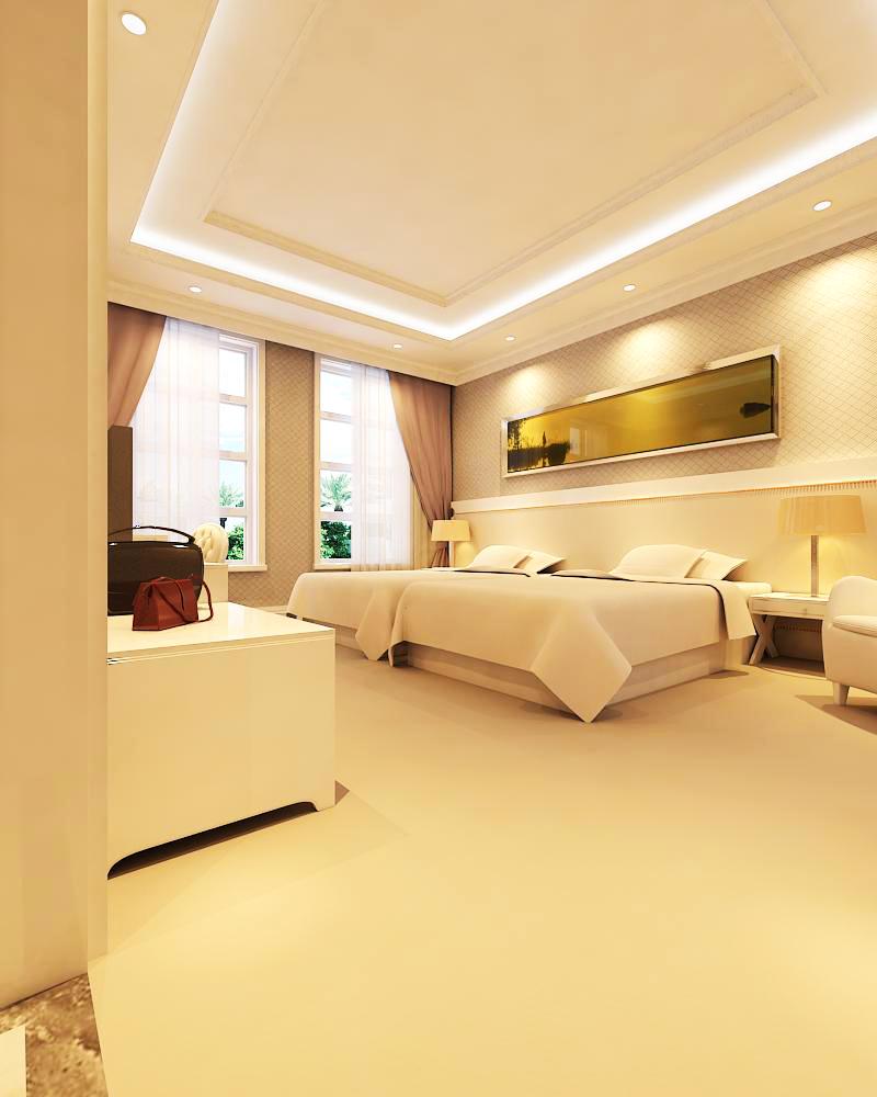 guest room 005 3d model max 136402