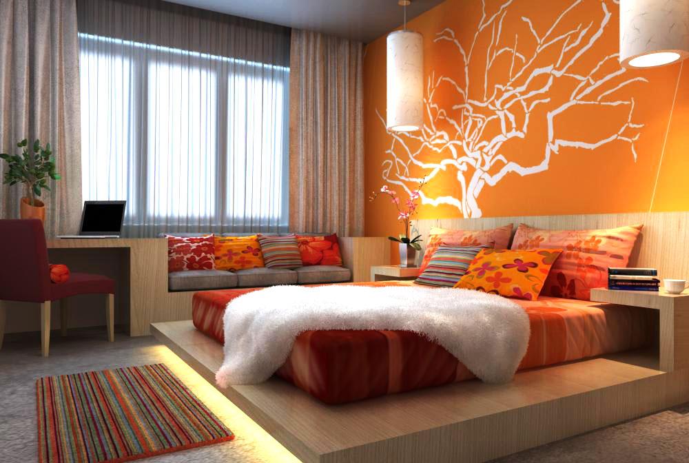guest room 014 3d model max 136418