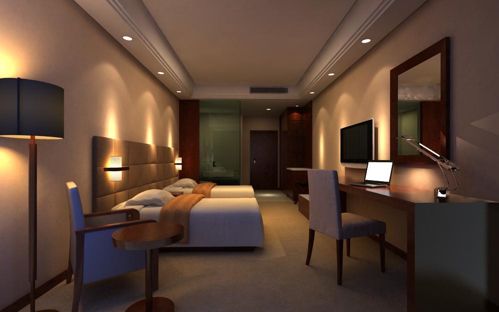 guest room 018 3d model max 140375