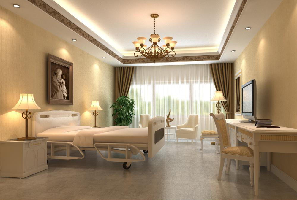 guest room 019 3d model max 125846