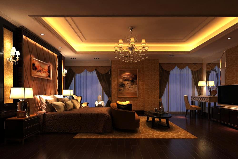guest room 022 3d model max 136432