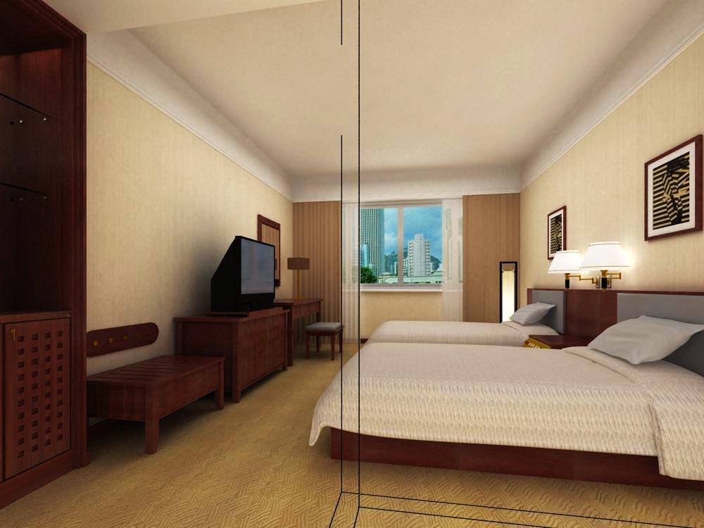 guest room 024 3d model max 140888