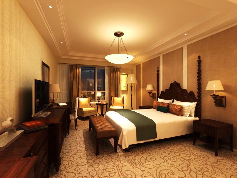 guest room 026 3d model max 136444