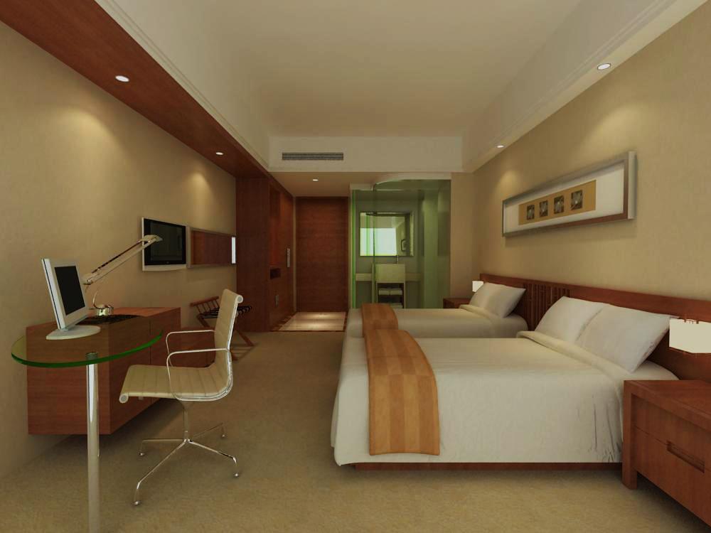 guest room 026 3d model max 140890