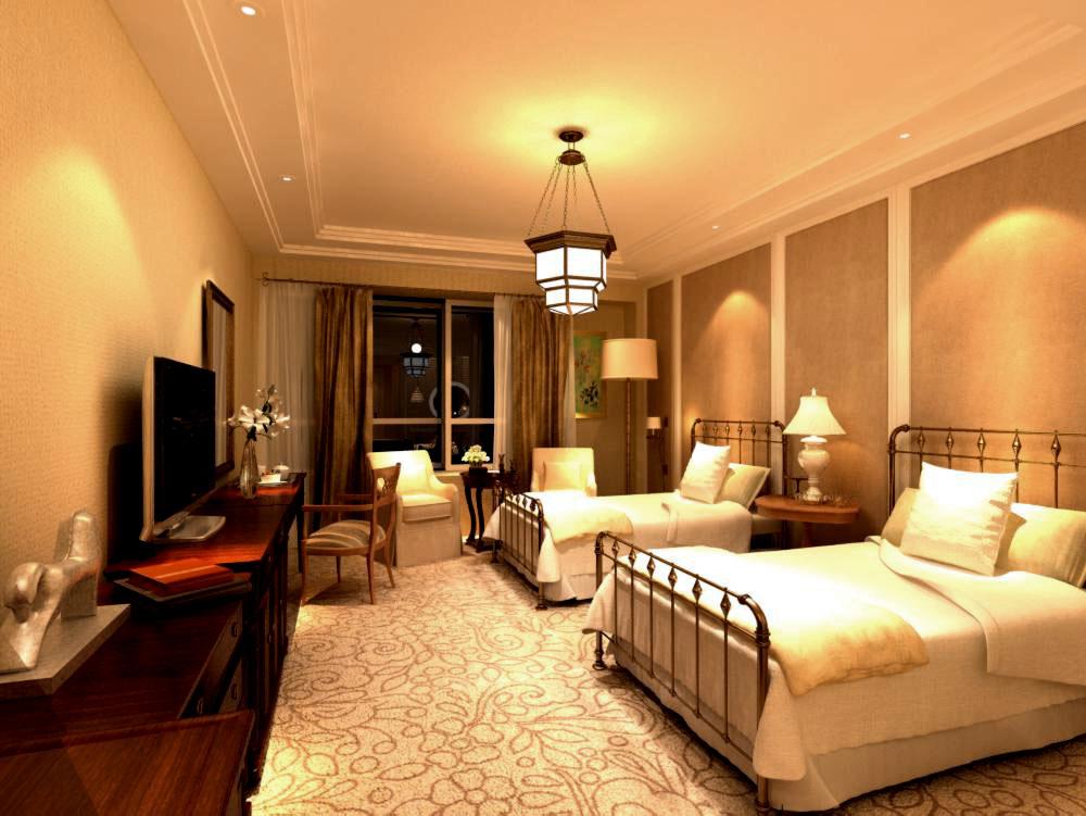 guest room 029 3d model max 136448