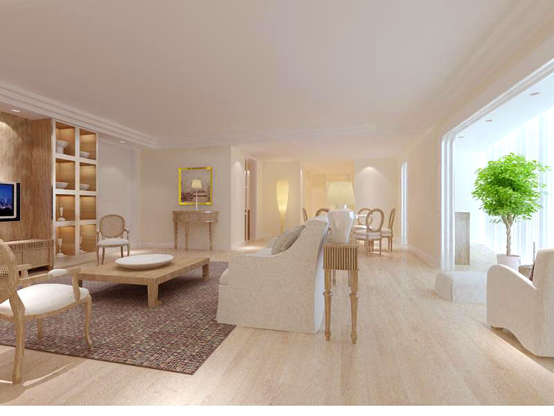 guest room 036 two 3d model max 140926