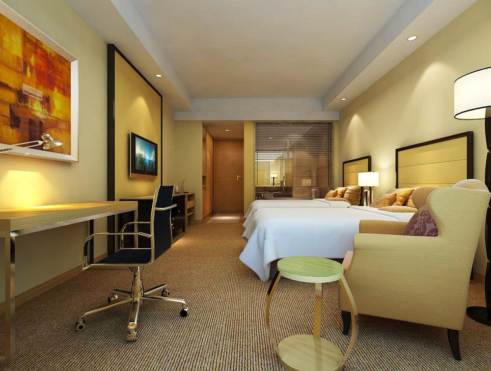 guest room 037 3d model max 140928